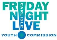 Friday Night Live Youth Commission Logo